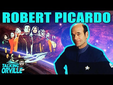 Robert Picardo Guest Starring On The Orville | TALKING THE ORVILLE