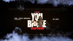 YG - YOU BROKE (DJ CROOKS TRAP REMIX)  ORIGINAL MIX