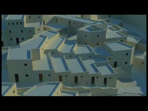 The Ancient City of Jericho 3D Animation