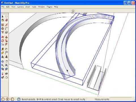 CLF Shape Bender | SketchUp Extension Warehouse