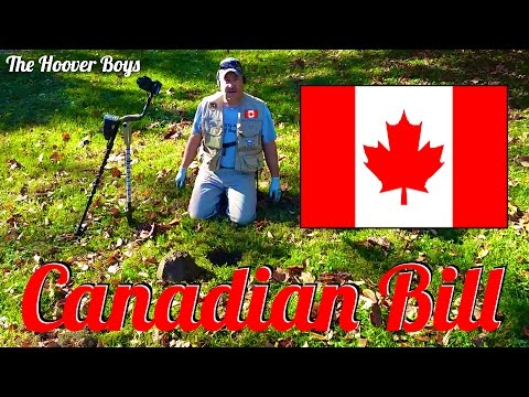 Digging it all at the Indian Head Burial Ground   Canadian Bill
