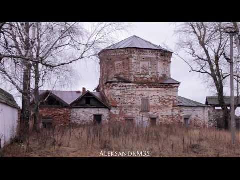 Церкви Великого устюга. Часть 2. Морозовица, Троице-Гледенский монастырь.