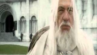 Gandalf - Prepare for battle
