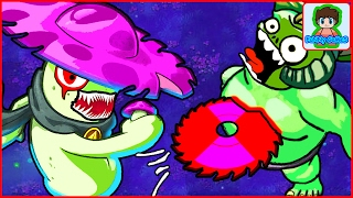 Игра Зомби против Растений Герои от Фаника Plants vs zombies Heroes 26