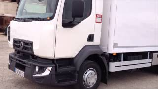 VIDEO NUEVO RENAULT TRUCKS  GAMA D 12 210 CV E6 - NEW RENAULT TRUCKS RANGE D 12 210 CV E6