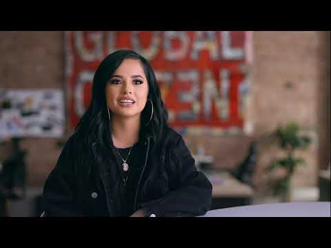 Becky G Opens Up About Being Homeless - ACTIVATE Global Citizen