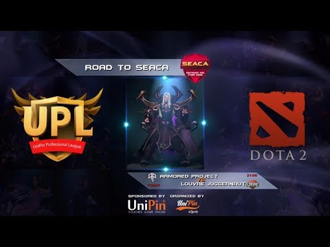 UniPin Professional League Dota 2 - Armored Project vs Louvre