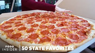 The Best Pizza In Every State | 50 State Favorites