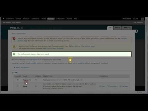 Set Up Banckle Chat On Your Drupal Website