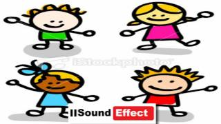 Happy Kids #Sounds Effect