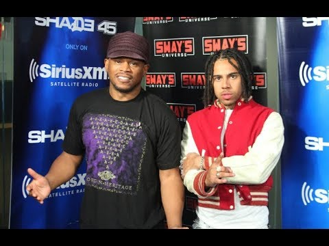 "Vic Mensa Annihilates ""HiiiPoWer"" Beat on Sway In The Morning"