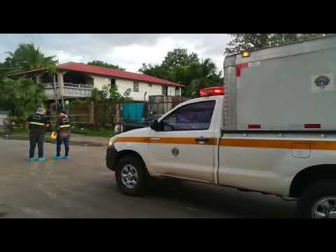 Muere menor atropellado en calle primera de Juan Díaz - YouTube b47a381ab6c