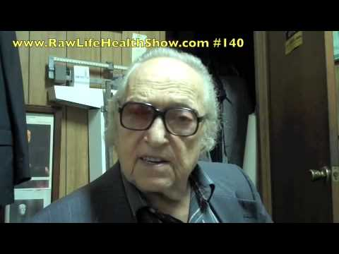 amazing 91 year old raw foodist!