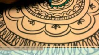 How to Draw: Aztec Print