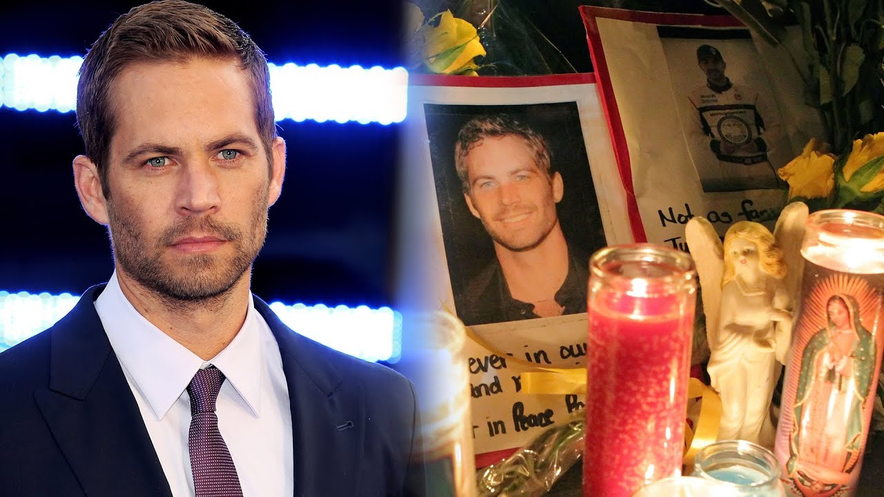 Fast & Furious Cast Mourns Paul Walkers Death - YouTube