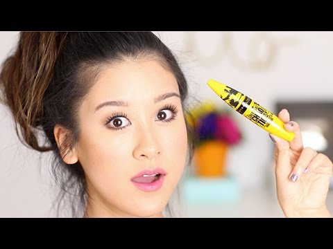 6f958a6fd47 NEW! Maybelline The Colossal Chaotic Mascara - YouTube