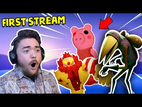 First Ever Stream! Let's Play Some Stuff! (Hello Guest Delayed)