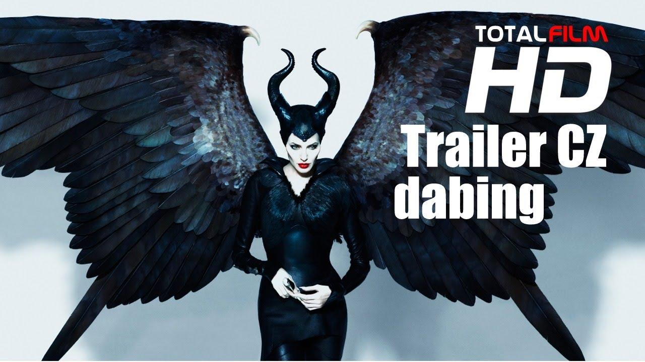 Zloba: Královna černé magie (2014) hlavní trailer CZ dabing HD