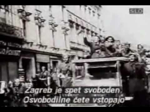 ZAGREB 1941., ZAGREB 1945.