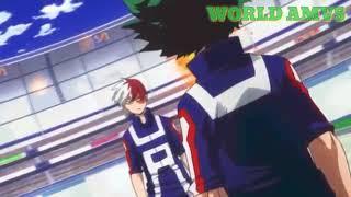 Midoriya VS Todoroki AMV • Boku No Hero Academia Season 2