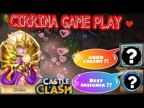 Cirrina Castle Clash