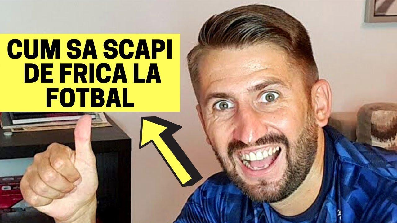 CUM SA SCAPI DE FRICA LA FOTBAL (partea 2) Q&A | IMPROVED FOOTBALL