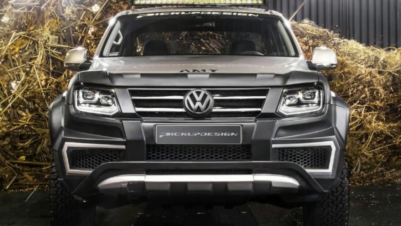 Vw Amarok Modified >> Car Review A Modified Exterior And Custom Interior Make The