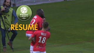 Nîmes Olympique - Gazélec FC Ajaccio ( 4-0 ) - Résumé - (NIMES - GFCA) / 2017-18