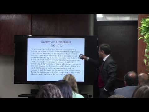 Changing Views of the Middle East Lecture- Arabic Flagship Program