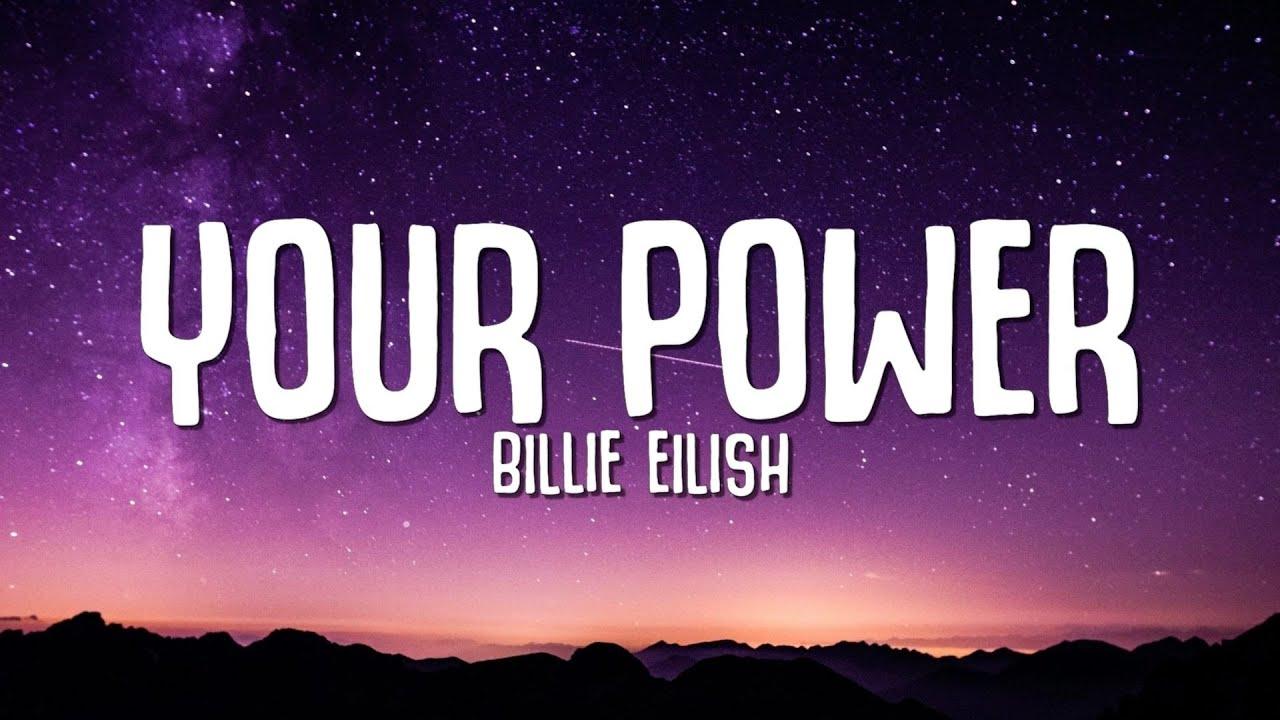 Download Billie Eilish - Your Power (Lyrics)
