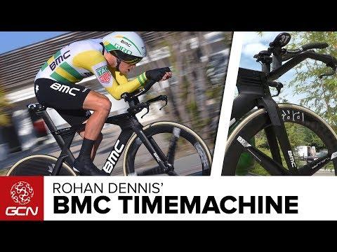 Rohan Dennis' BMC Timemachine 01   Vuelta A España 2017