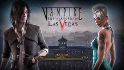 Vampire: The Masquerade – Las Vegas video slot (Foxium)