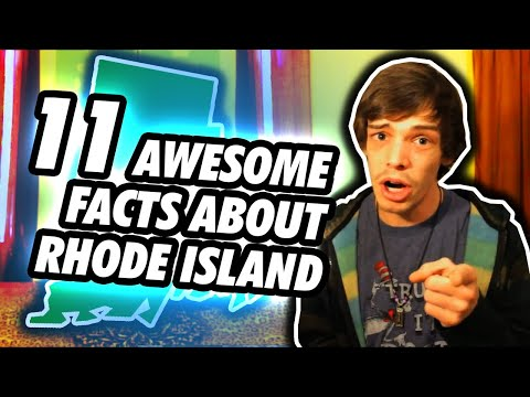 11 Awesome Facts About Rhode Island!