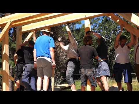 Timberframing with Jack Sobon