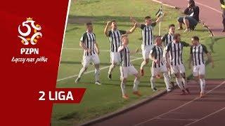 2. Liga: Bramki z 33. kolejki (2018/19)