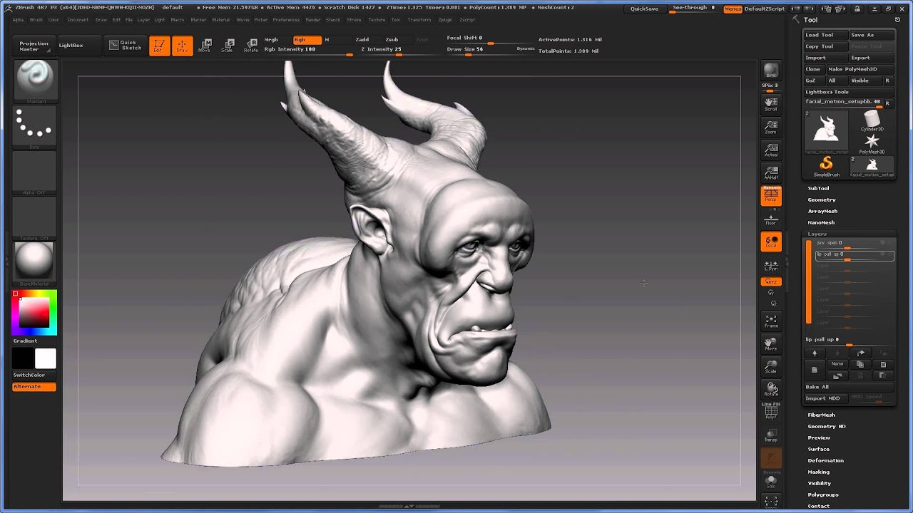 Mastering Organic Modeling with Gio Nakpil - Mold3D Academy
