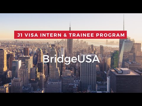 Placement International Experience - Work in the USA!