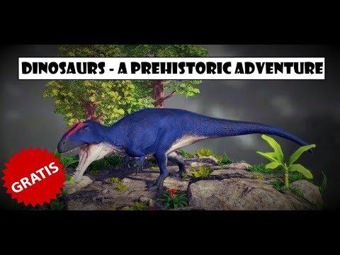 Dinosaurs - A Prehistoric Adventure ( Jogo Grátis na Steam )