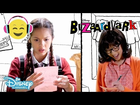 Bizaardvark | Notes In Your Lunchbag Song | Official Disney Channel UK