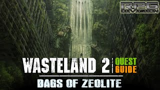 Wasteland 2 - 5 Bags Of Zeolite (Griffith Radio Tower)