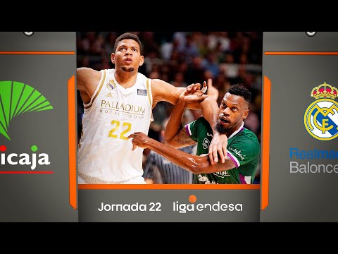 Unicaja - Real Madrid (88-92) RESUMEN | Liga Endesa 2019-20