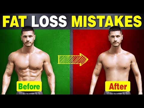5 Fat-Loss Mistakes KILLING Your Muscle Gains (Avoid This!)