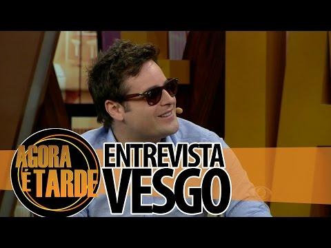 Entrevistado de Hoje: Rodrigo Scarpa - O Repórter Vesgo