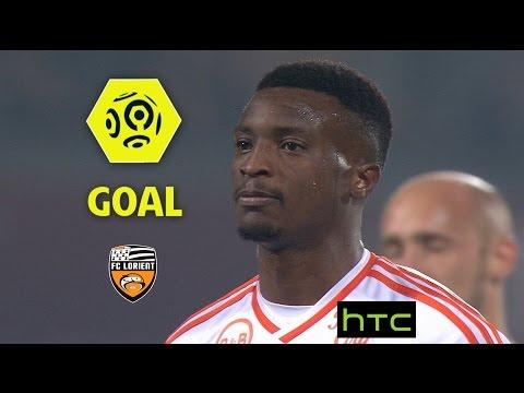 Goal Benjamin MOUKANDJO (61' pen) / FC Metz - FC Lorient (3-3)/ 2016-17