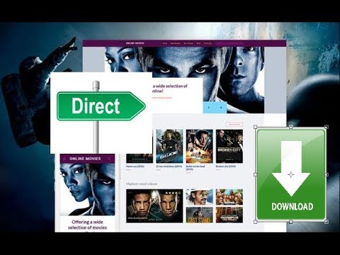 Top best websites to download latest movies for free and DIRECT