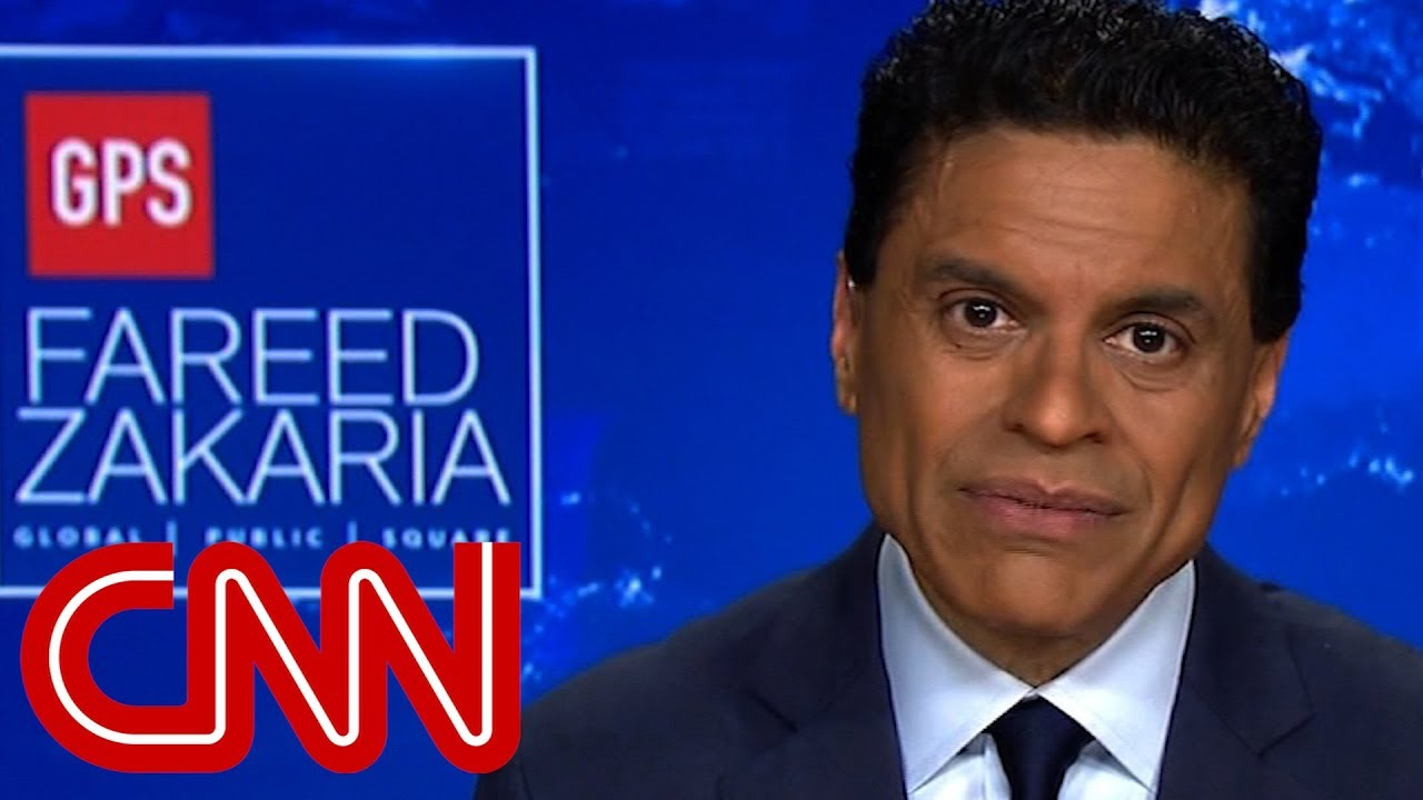 Fareed on GOP Ronald Reagan is out Donald Trump is