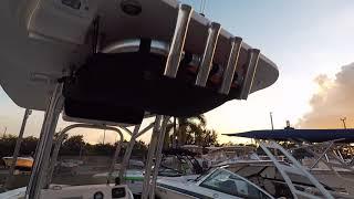 2016 Key West 239 FS Green