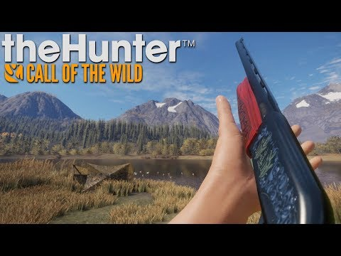 FIRST DUCK HUNT! | TheHunter: Call Of The Wild