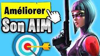 HOW TO HAVE A GOD AIM ON FORTNITE!