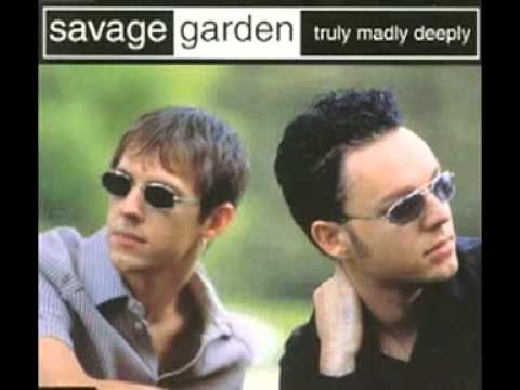 Savage Garden - Truly Madly Deeply (Extended Coffee Break mix)
